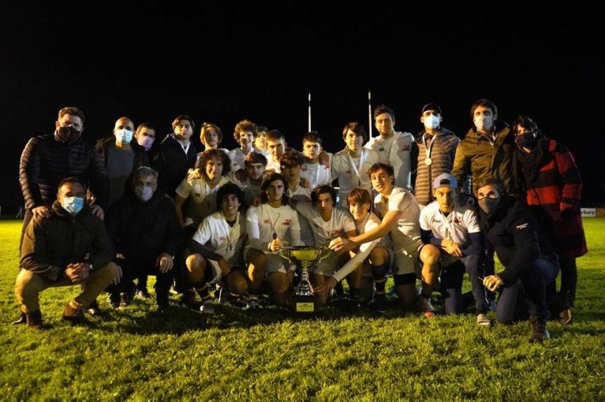 El rugby tuvo su noche con la Copa Ciudad de Quilmes
