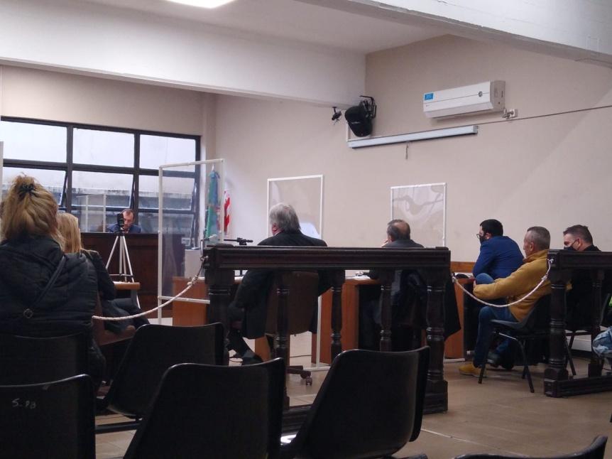 Daniel Zisuela antes del veredicto: