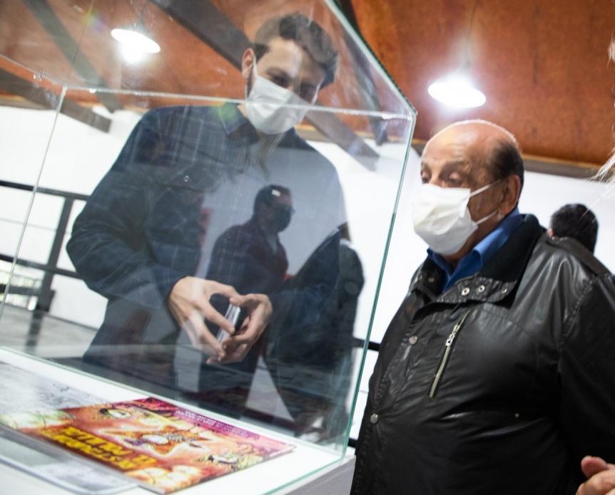 Ya se expone en Gutiérrez la muestra