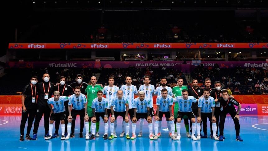 Argentina le gan� a Serbia y asegur� su pasaje a octavos de final