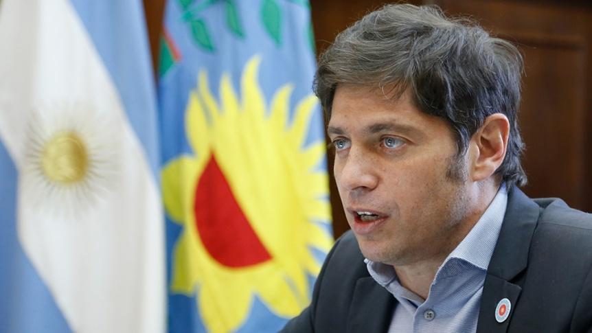 Provincia: Kicillof confirm� los cambios en su gabinete