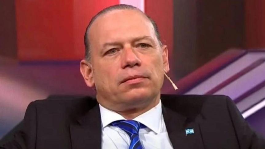 Berni respalda la designaci�n de An�bal Fern�ndez en el Ministerio de Seguridad