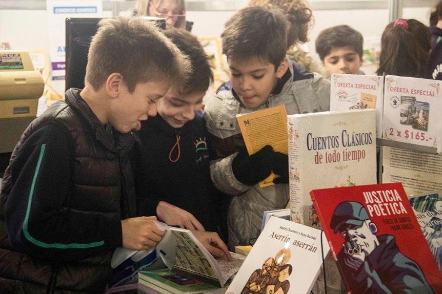 Este jueves comienza la Feria municipal del libro de Florencio Varela