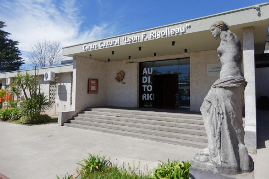 Berazategui: Ponen en valor el Complejo Cultural Municipal Rigolleau