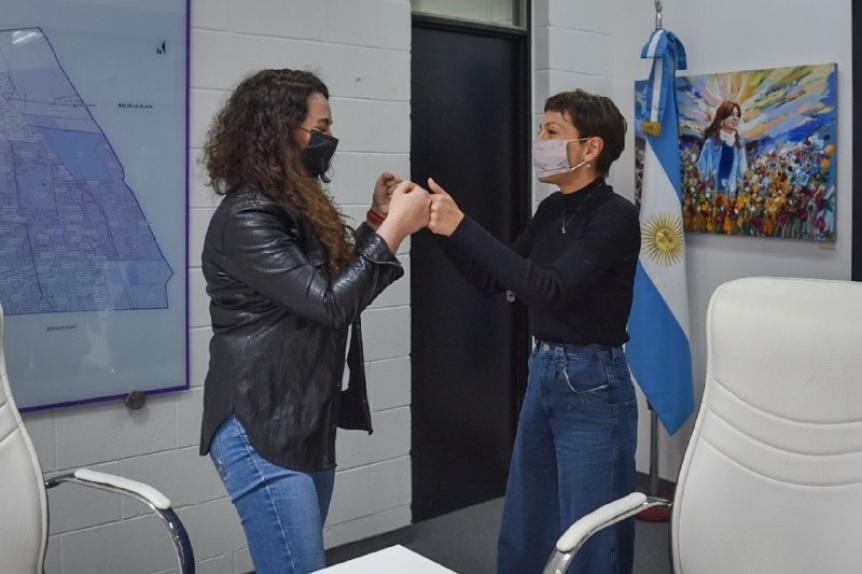 Mendoza firm� convenios para la implementaci�n del Programa Accionar Infancia