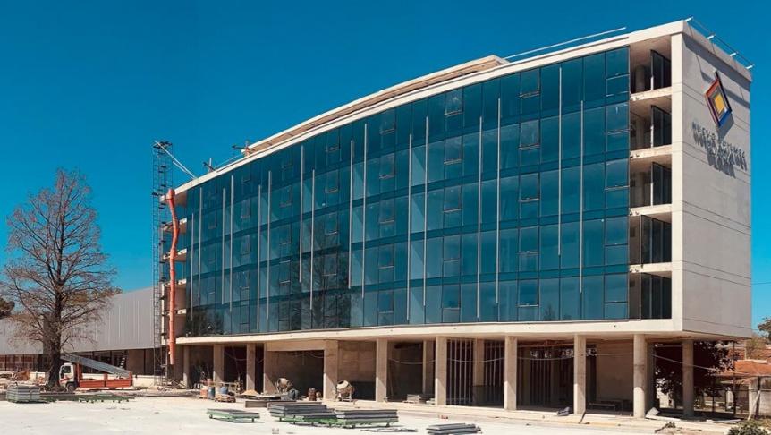 Nuevo Quilmes Plaza suma arm�nicamente un centro comercial abierto, oficinas y departamentos
