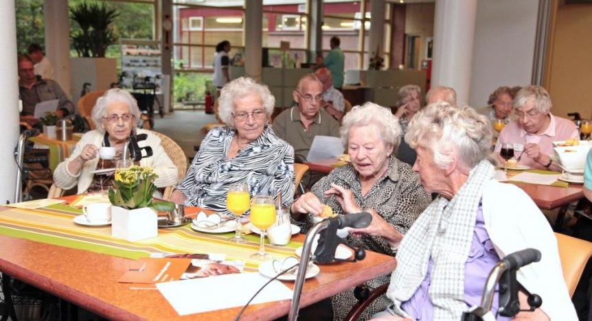 Las salidas recreativas y visitas en geri�tricos y hogares est�n habilitadas