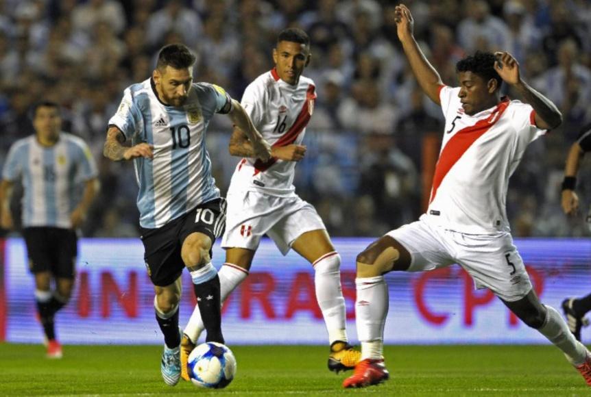 Argentina, buscando dar un nuevo paso hacia Qatar, recibe a Per�