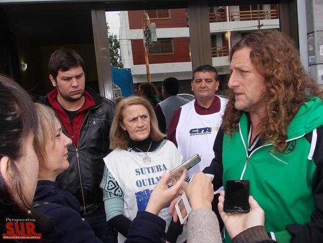La CTA Autónoma realizó un plenario para unificar su plan de lucha
