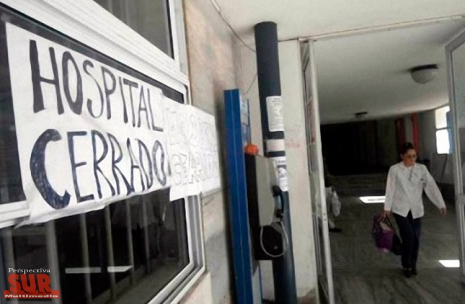 El lunes y martes también paran los médicos en hospitales públicos