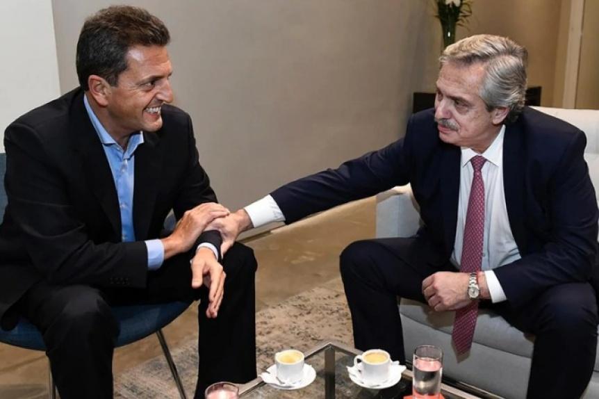 Alberto Fernández y Sergio Massa cerraron un acuerdo electoral