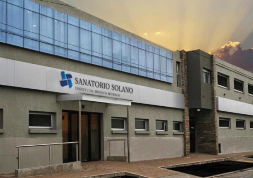 Comunicado del Sanatorio Solano