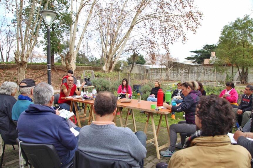 Talleres gratuitos y abiertos de Huerta Urbana en Quilmes