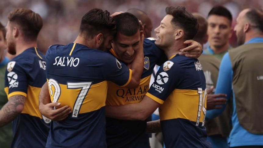 Boca gole� en Quito a la Liga y qued� muy bien parado para la vuelta