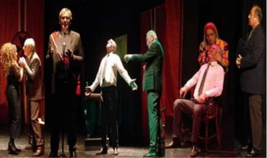 Teatro a la carta en Casa de Arte Do�a Rosa