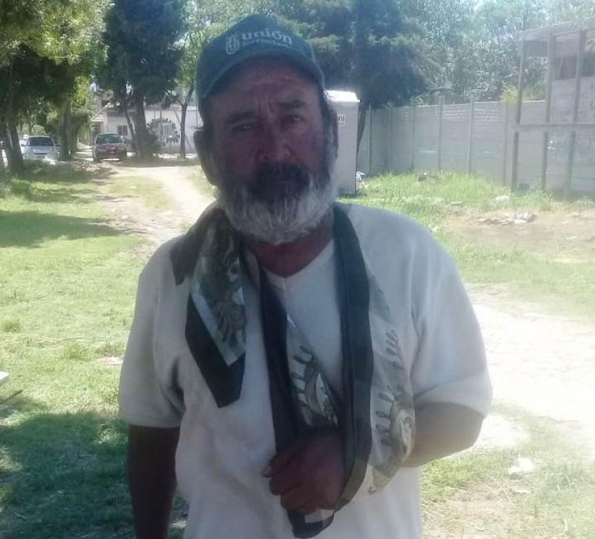 Falleció el indigente quemado al incendiarse su colchón en Ezpeleta