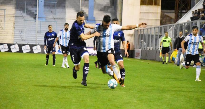 Con una gran noche de Ledesma, Quilmes sum� un buen punto en Rafaela