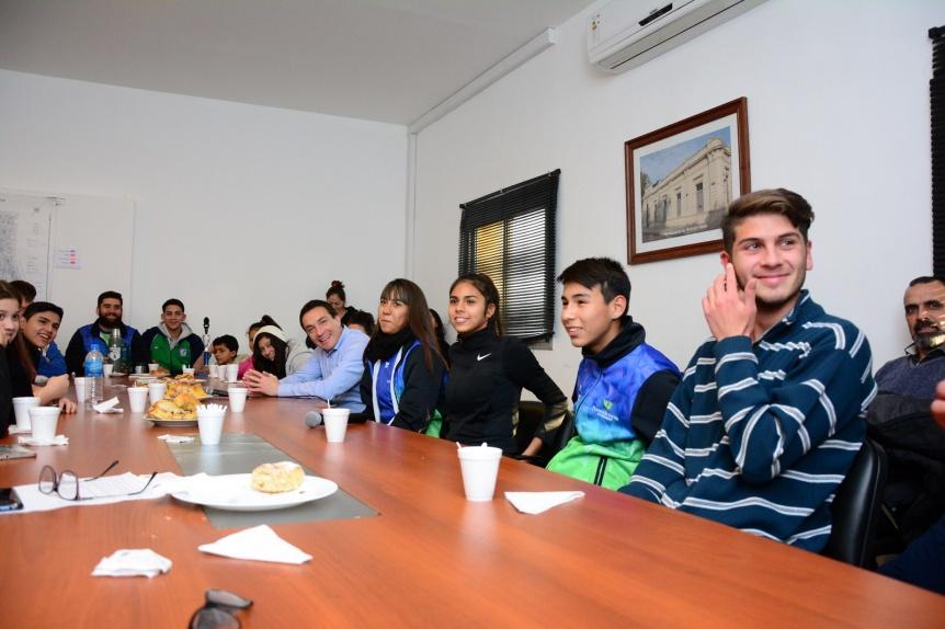 Crearon en Florencio Varela el Observatorio de la Juventud