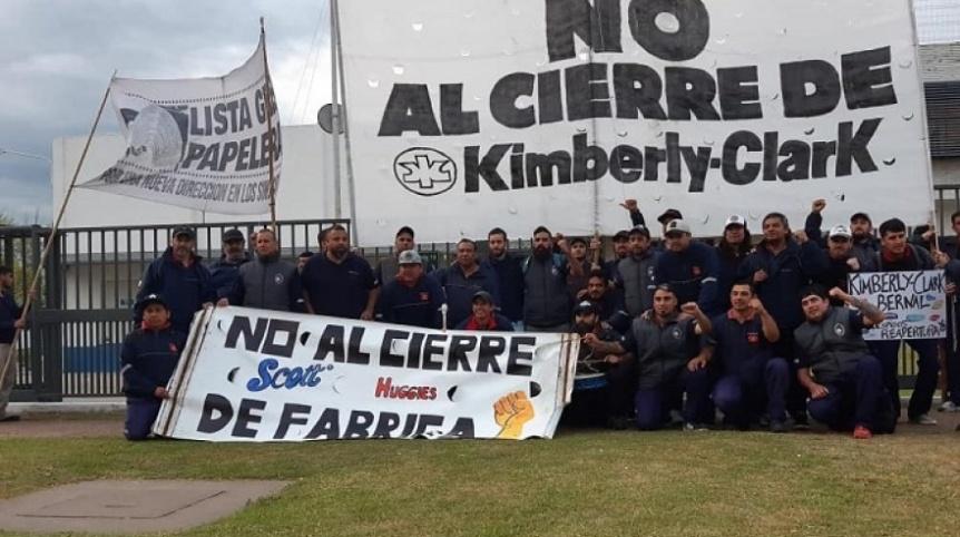 Semana de definiciones para los trabajadores de Kimberly Clark