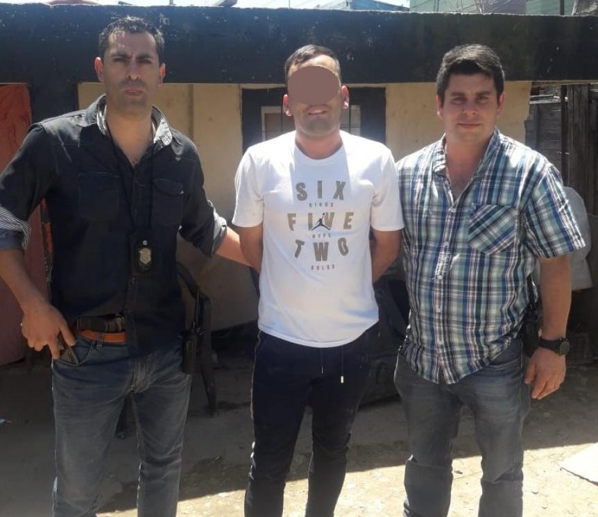 Recapturaron a un segundo evadido de la Seccional Quilmes Tercera
