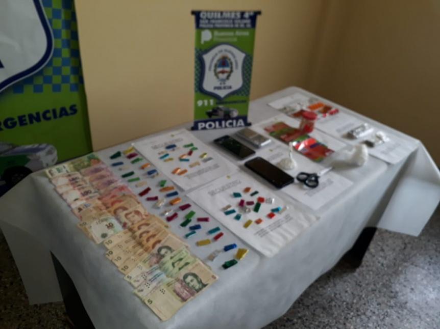 Dos jóvenes detenidos por venta de estupefacientes en Solano - Perspectiva Sur