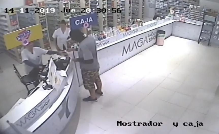Segundo robo a una farmacia de Bernal - Perspectiva Sur