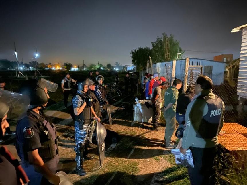 Cae pareja de presuntos narcos paraguayos tras enfrentamiento armado