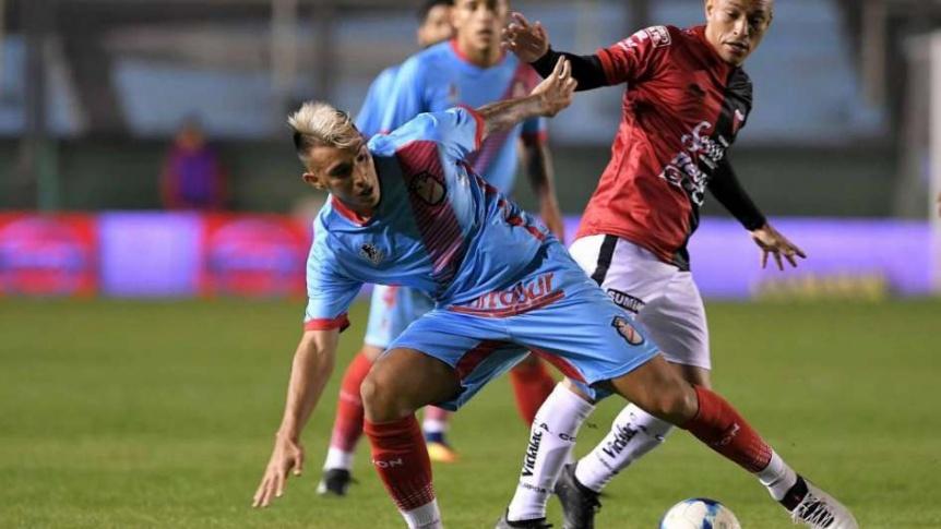 Arsenal recibe a Colón en un encuentro pendiente de la fecha 13