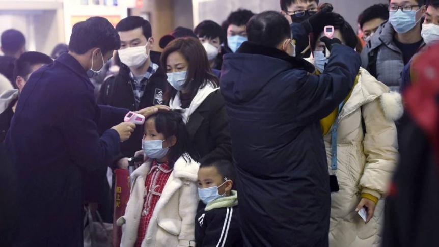 Ya son 26 los muertos por el coronavirus en China