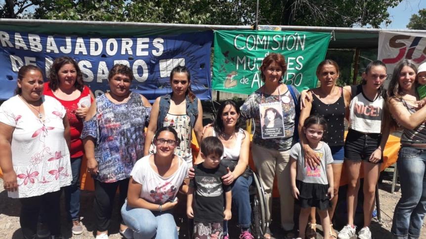 Trabajadores de Ansabo responsabilizan a los due�os por la deuda con Edesur