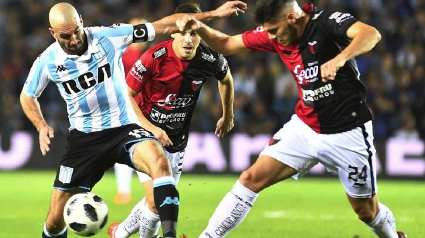 Tras la victoria en el clásico, Racing se juega una parada brava ante Colón