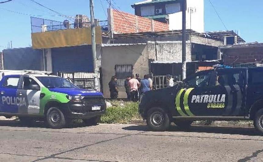 Pareja intentó usurpar una casa en Quilmes Oeste