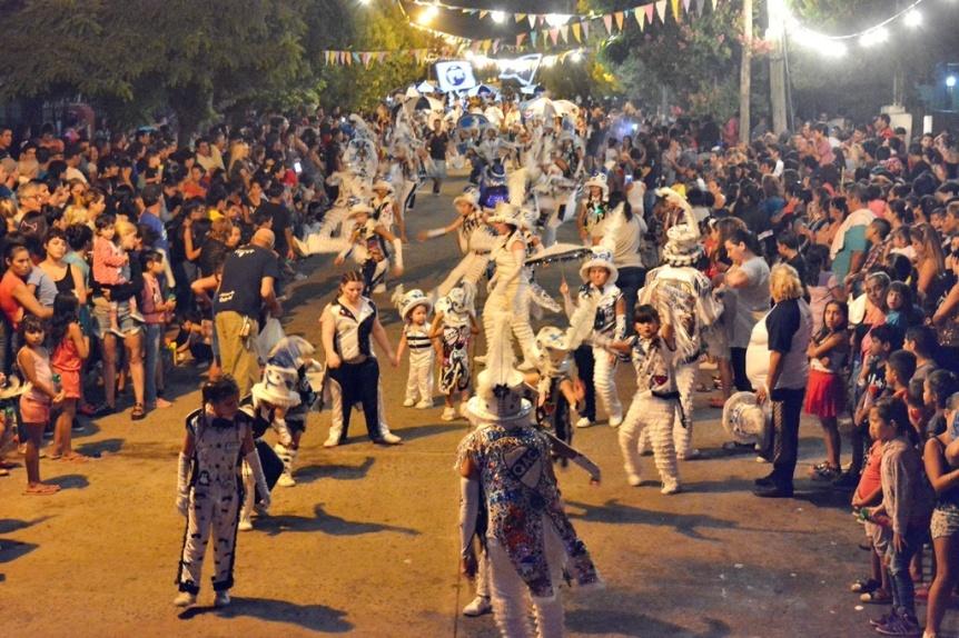 Segundo fin de semana de Carnaval en Quilmes
