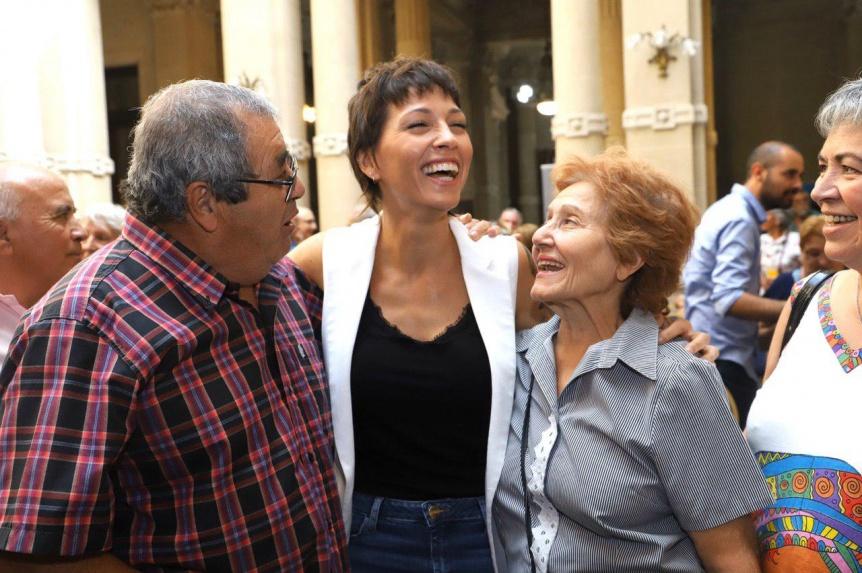 """Mayra Mendoza: """"Tenemos que ayudarnos para poner un parate al aumento de precios"""""""