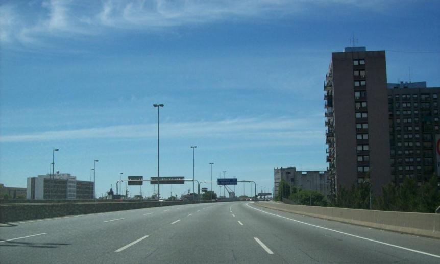 Disminuy� m�s de 80% el tr�nsito en Autopista Buenos Aires La Plata y rutas