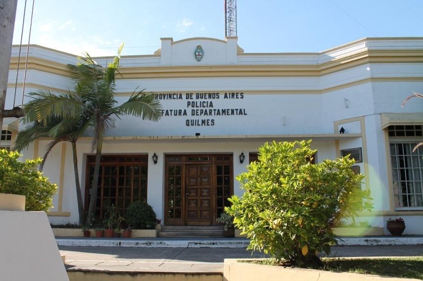 Cambian las cúpulas de siete comisarías de Quilmes