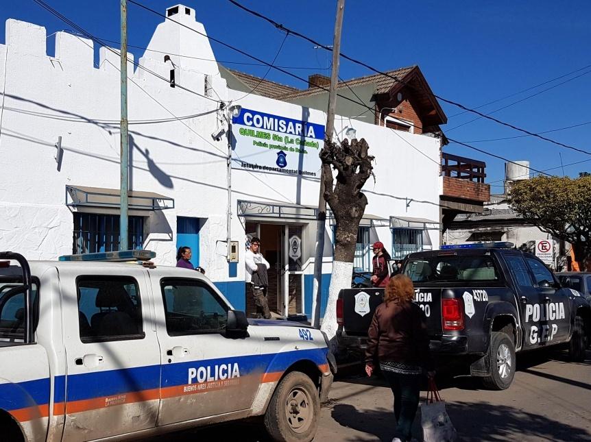 Motín e intento de fuga frustrados en la Comisaría de La Cañada