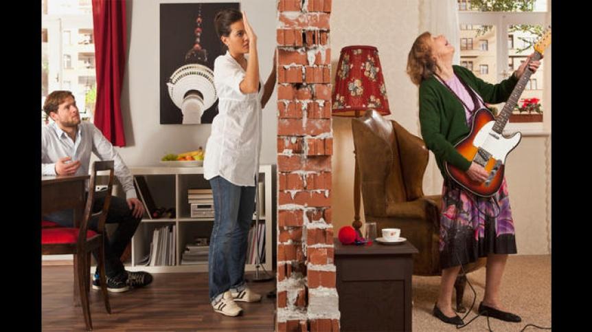Lan�s: Ruidos molestos y problemas de convivencia, las denuncias de vecinos