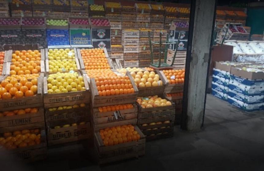 Cierran por 15 d�as los mercados frutihort�colas de la regi�n