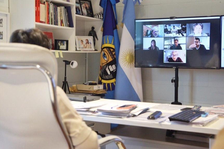 Presentan avances en la planificación del Eco Parque Quilmes