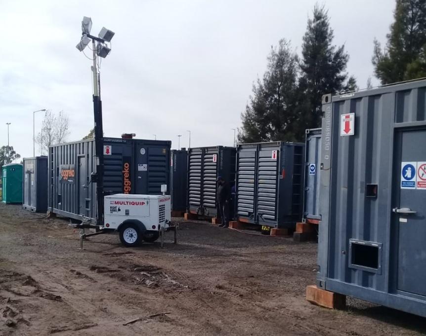 Edesur instal� generadores de respaldo para Quilmes, Varela y Berazategui