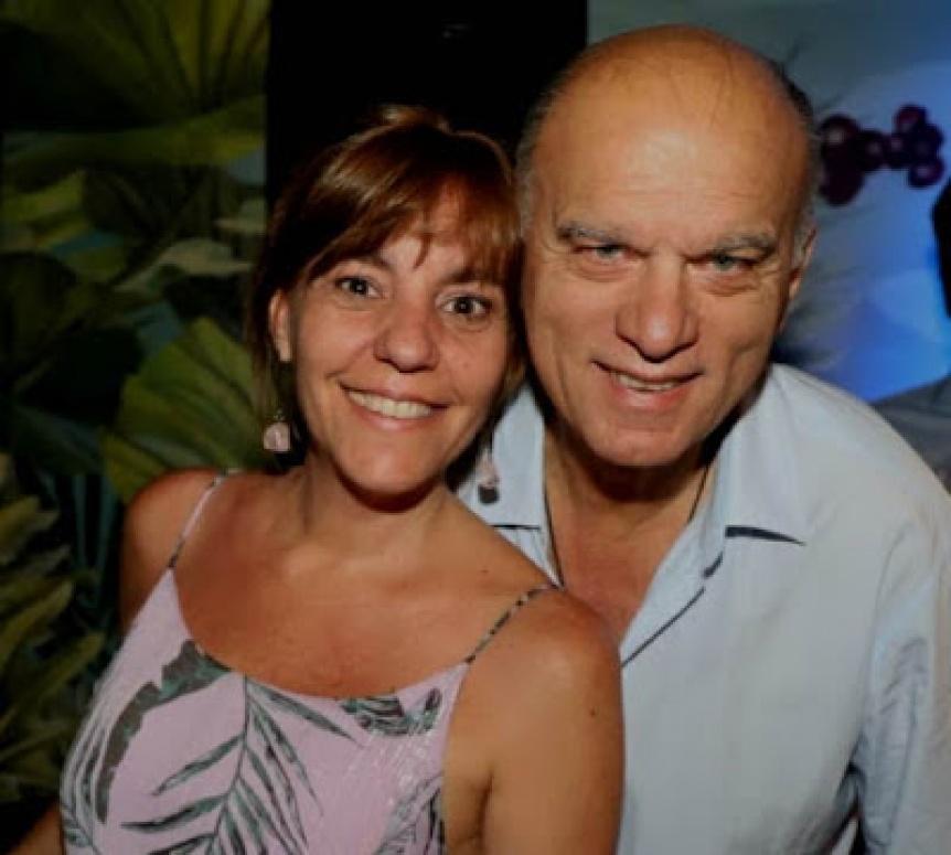 La esposa del intendente Grindetti tiene COVID-19