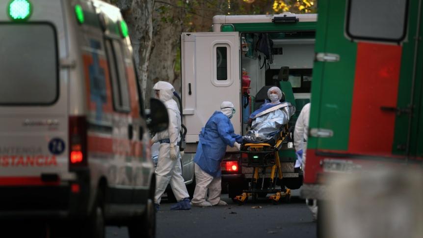 Confirmaron 121 nuevas muertes y 4.890 casos en las últimas 24 horas