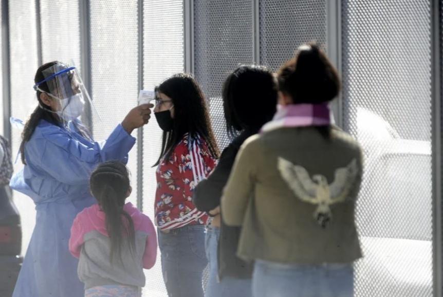 Confirmaron 102 muertes y 5.929 nuevos contagios en las �ltimas 24 horas