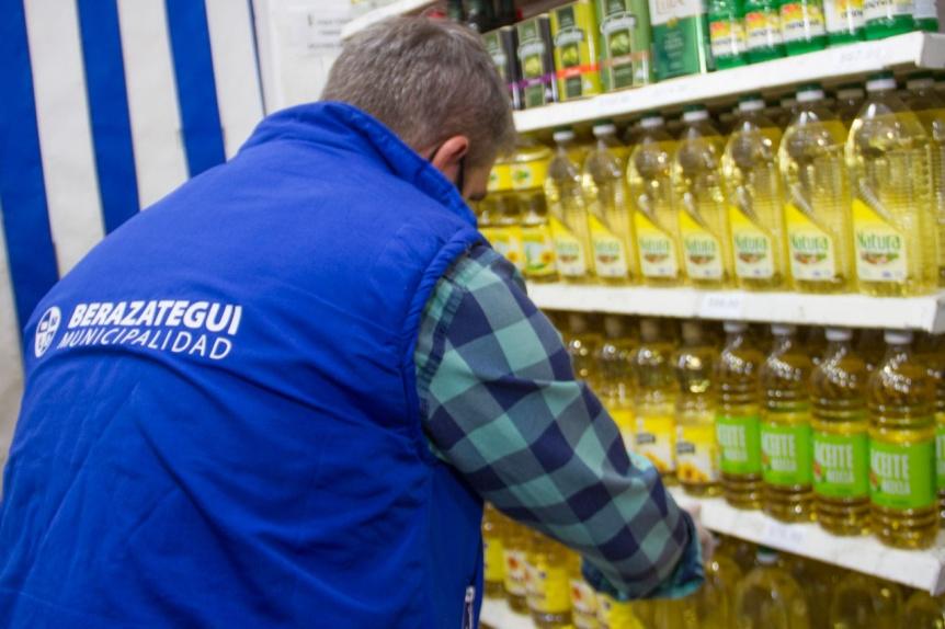 Berazategui lleva fiscalizados casi 1.600 comercios