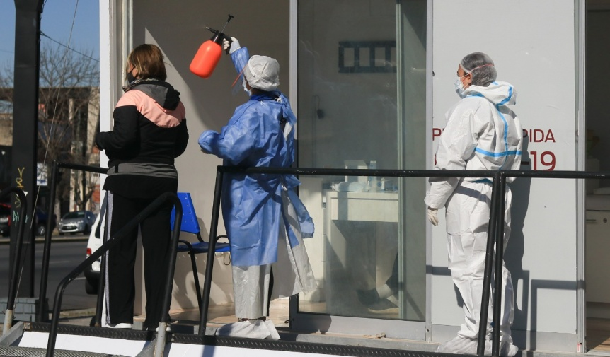 Más de 8 mil viviendas visitadas en el operativo