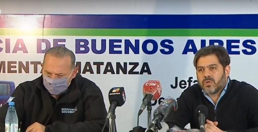 El Gobierno provincial anunci� un aumento salarial para la Polic�a Bonaerense