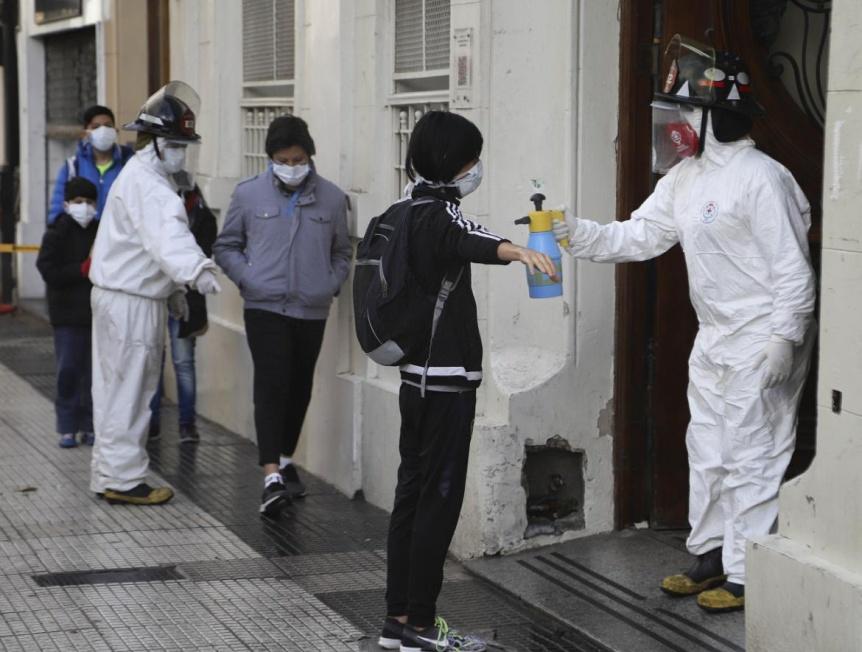 Confirmaron 250 muertes y 11.905 nuevos contagios en las últimas 24 horas