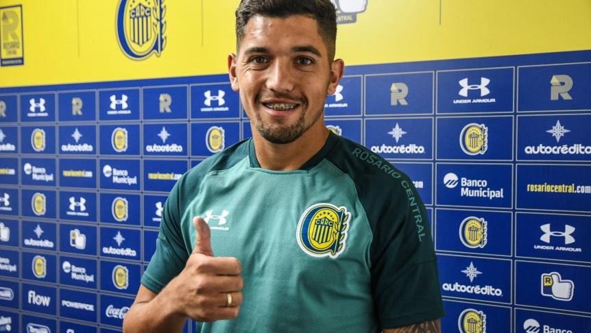 Federico Martínez deja Rosario y se muda a Avellaneda