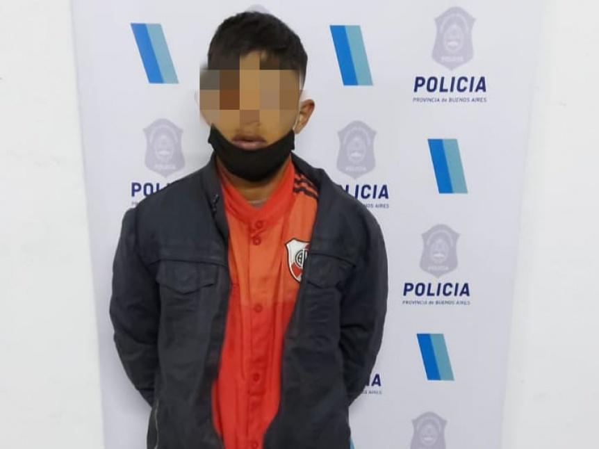Joven detenido por intento de robo en una verdulería de Don Bosco